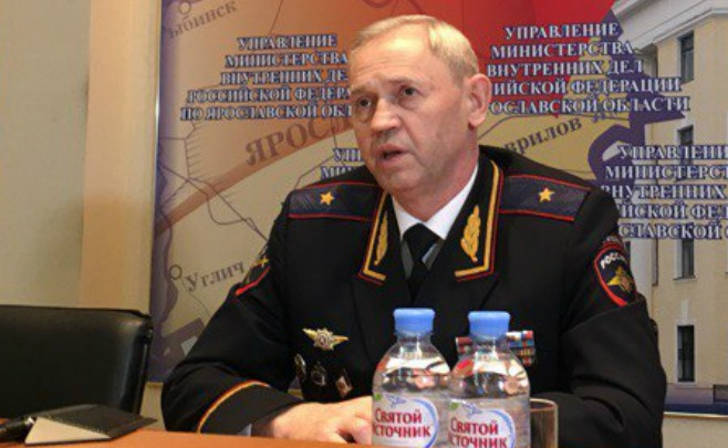 Начальник ярославской полиции Николай Трифонов покидает свой пост