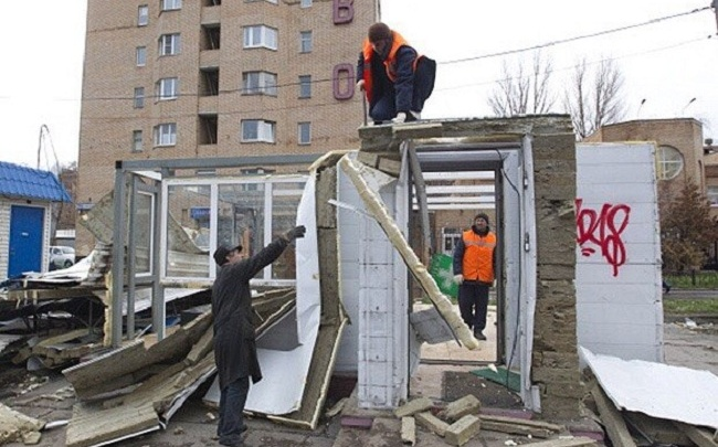 В Ярославле предприниматель подал в суд на мэра за снесённый ларёк