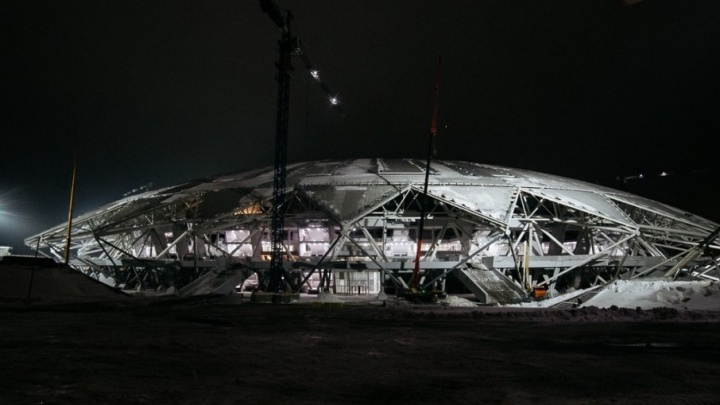 Снос ферм и строительство бомбоубежищ: в Самаре обновят проект благоустройства стадиона для ЧМ
