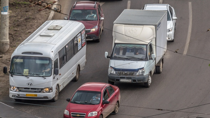 ГИБДД предложила ввести одностороннее движение в центре Самары