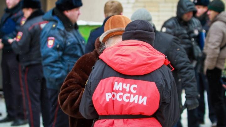 В связи со снегопадом в Ростове ввели режим повышенной готовности