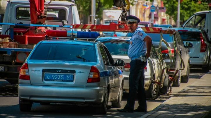 Полиция опровергла сообщение о планах по отбору водительских прав у ростовчан