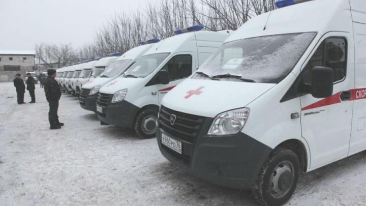 В Ярославской области появилось 17 морозоустойчивых скорых