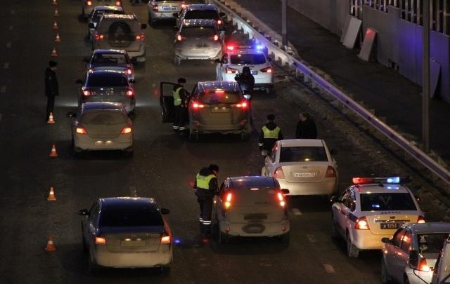 Массовые проверки водителей на трезвость пройдут во всех городах Тюменской области