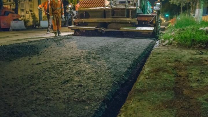 Реконструкция улиц, новые тротуары и парковки: в Самаре отремонтировали 41 дорогу