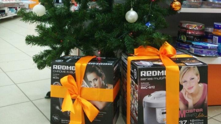 Самые желанные новогодние подарки — гаджеты: выгоднее всего их купить в DNS