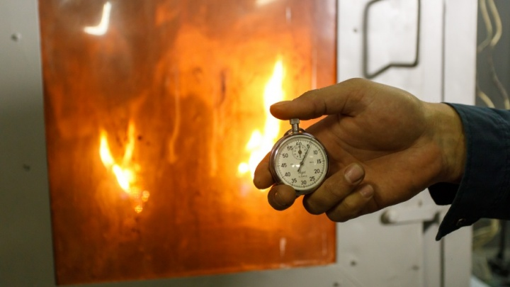 Елочка, гори: пожарные Волгограда показали, как сделать огненным Новый год