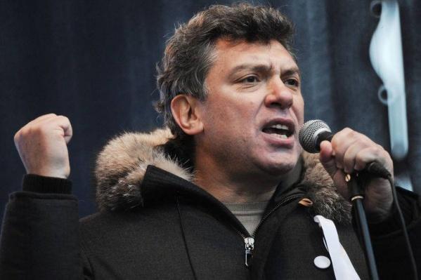 Имя Бориса Немцова увековечат в названии площади в Вашингтоне