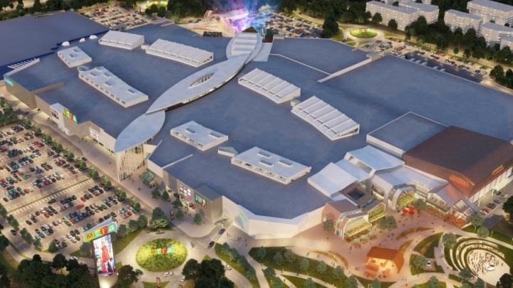 IKEA вложит 18 млрд рублей в строительство торгового центра в Челябинске