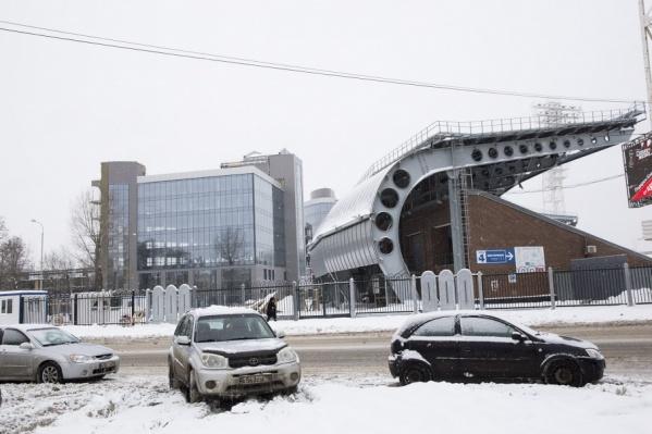Автобус на матч поедет от стадиона «Шинник»