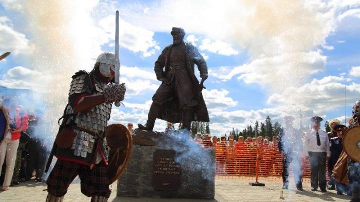 В Пермь приедут казаки, повторяющие путь Ермака