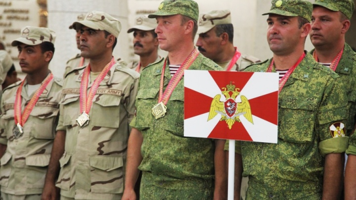 Сборная России по «Военному ралли» привезла в Волгоград победу