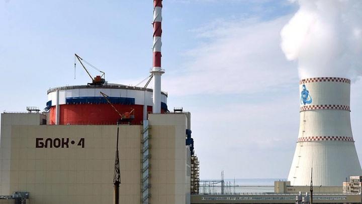 Новый энергоблок Ростовской АЭС выработал первый миллиард киловатт-часов