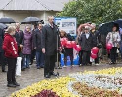 При поддержке ЯНОСа реконструирован сквер на улице Майорова