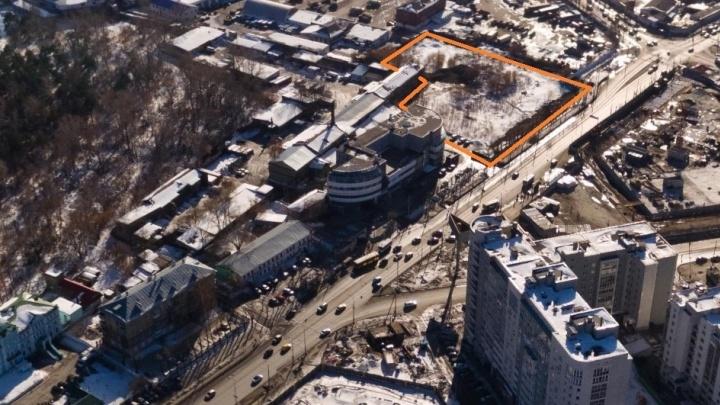 В мэрии Екатеринбурга рассказали, для чего выкупают лишний гектар у Центрального стадиона
