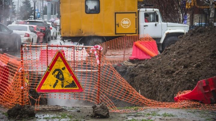 На улице Балакирева на две недели ограничат движение транспорта