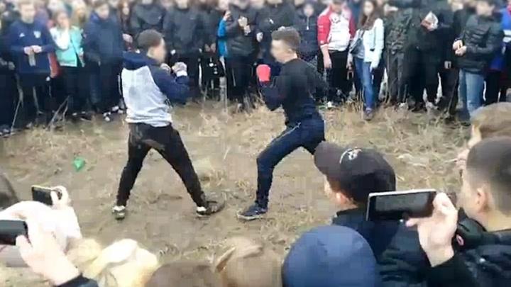 Северодвинские подростки организовали подпольные бои без правил