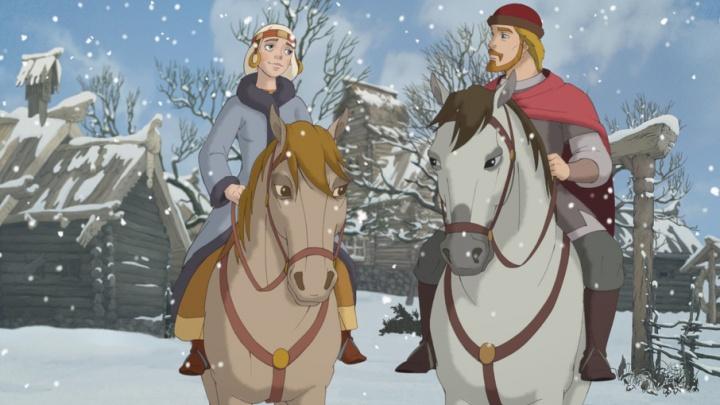 Самарцы смогут бесплатно увидеть фильм о древнерусской истории любви
