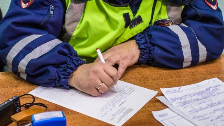 В Самарской области выберут лучшего инспектора ДПС