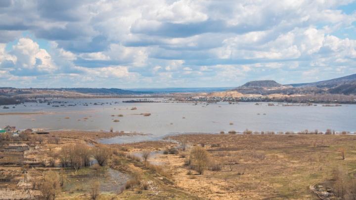 Планировку территории под строительство грузового порта в Самаре пришлось отложить