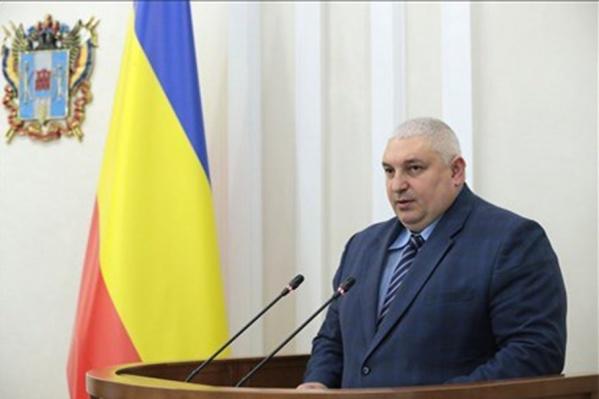 Николай Безуглов возглавлял областной Минстрой с декабря 2014 года