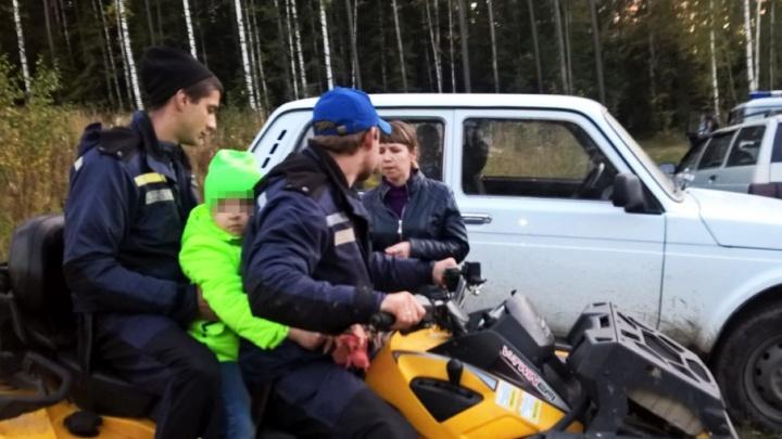 «Решила пойти к маме»: 80 человек четыре часа искали ребёнка в лесу под Миассом