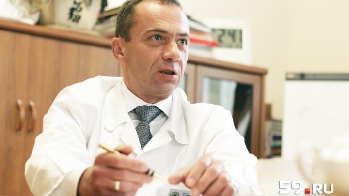 Глава Пермской краевой больницы прокомментировал смерть пациентки с двойней