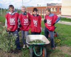 Молодые экологи и ЛУКОЙЛ подводят итоги сезона
