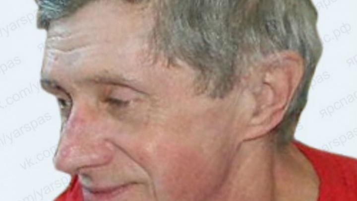 В Ярославле нашли пенсионера, пропавшего на выходных
