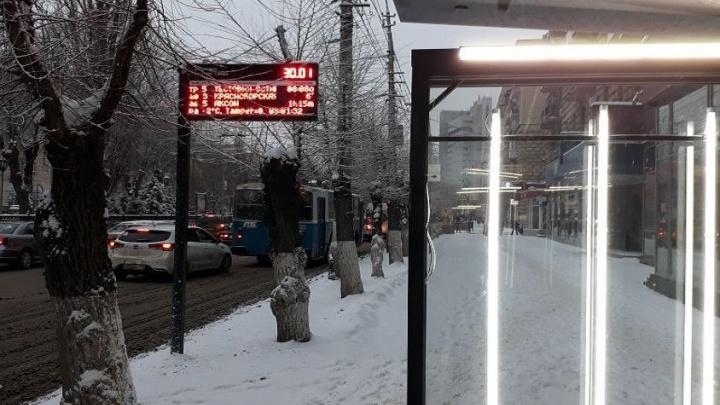 В Волгограде появятся новые остановки «Хиросимы» и «Пархоменко»