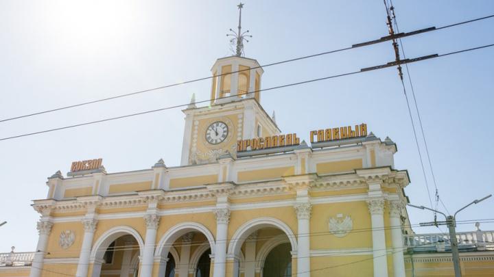 Из Ярославля до Рыбинска запустят скоростной поезд