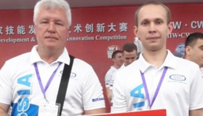 Сварщик Севмаша признан одним из лучших профессионалов мира