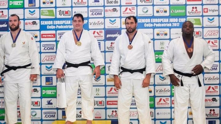 Челябинский дзюдоист завоевал бронзу Кубка Европы