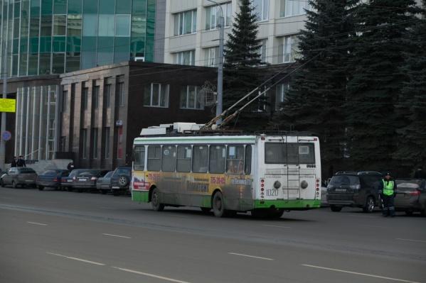 Во вторник откроют движение троллейбусов № 6, 19 и 21 и 26