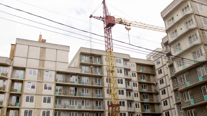 В Ярославле достроят жилую высотку спустя три года простоя