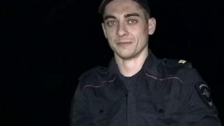 Донской полицейский спас ежа
