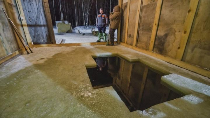 Эпидемиологи проверили воду в иорданях Архангельской области