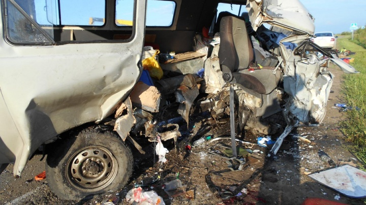 Подросток погиб в аварии на дороге Тобольск–Вагай