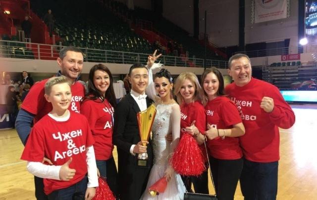 Юная волжанка с партнером стали чемпионами России по бальным танцам
