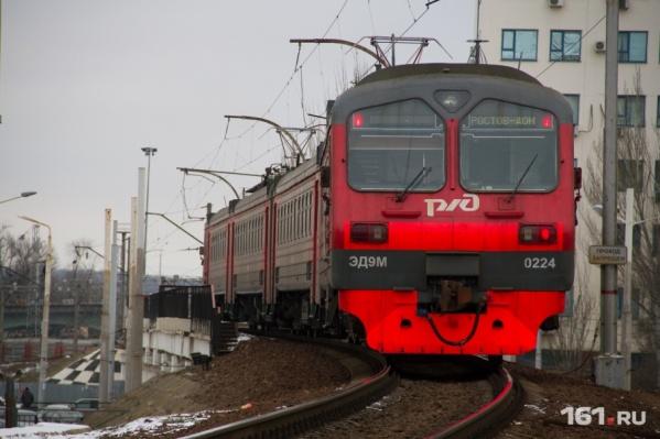 У электрички в Ростове есть серьезные перспективы развития