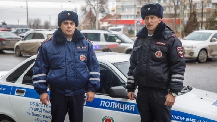 Как в кино: инспекторы ДПС Волгограда рассказали о самой длинной погоне за юнцом на «восьмерке»