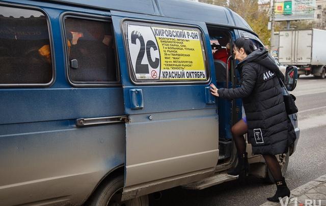 В новую транспортную систему Волгограда встроили еще три маршрутки