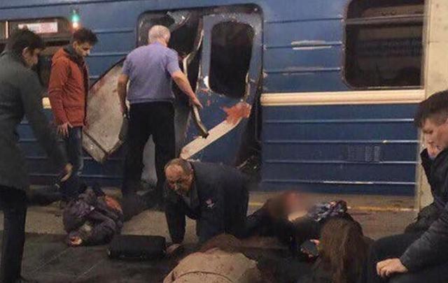 Ростовчанка спаслась от теракта в метро Санкт-Петербурга, поехав на такси