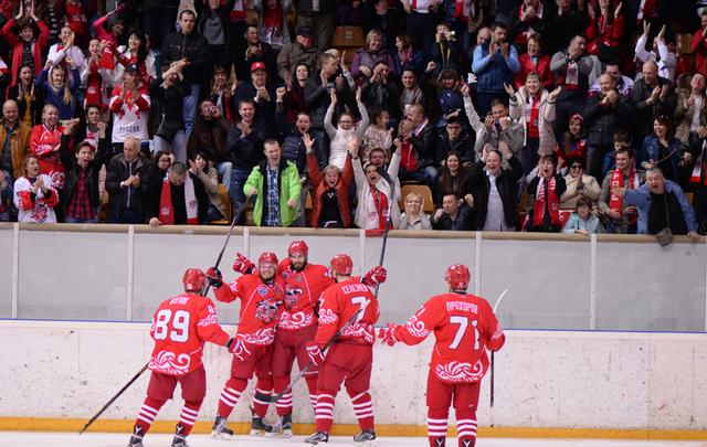 Хоккеисты «Ростова» поучаствуют в международном предсезонном турнире в Сочи
