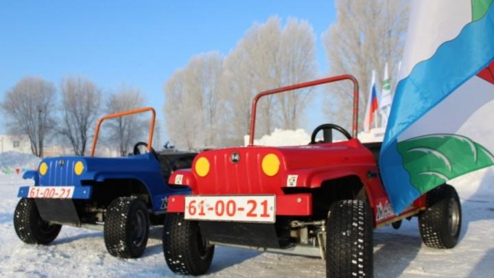 В Самарской области создали учебные электромобили для детей