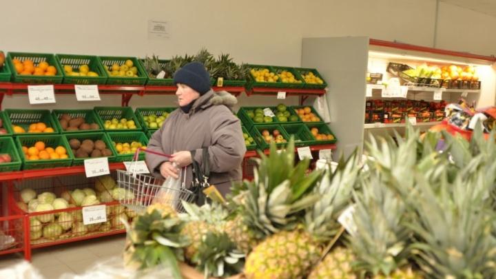За год в Архангельской области взлетели в цене овощи и подешевели яйца