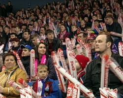 Кубок Харламова по телевизору посмотрело рекордное количество зрителей