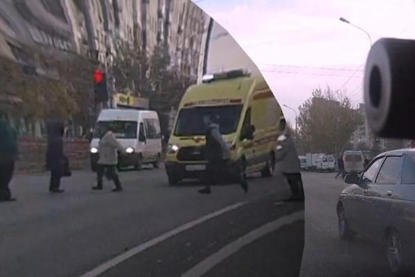 Водители возмущены хамством пешеходов