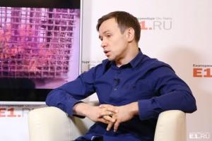 Андрей Лысиков приехал в Екатеринбург, чтобы представить новый альбом