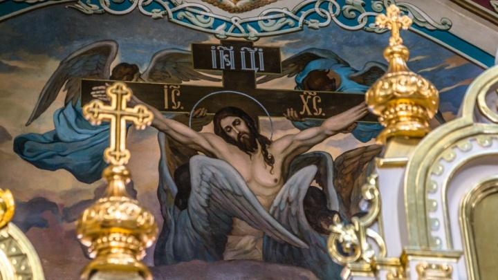 Гость из Оренбурга обворовал церковь в Самарской области